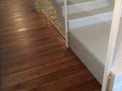 Pavimento in legno rovere di Artigiana Arredamenti a Borgo Trento Verona
